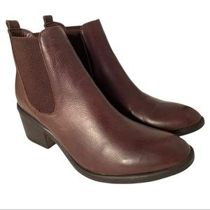 Bueno New Women's Chelsea Boot Dunne Brown size 40